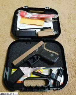 For Sale/Trade: Custom glock 19
