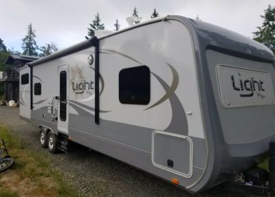 2015 Open Range LIGHT 305BHS