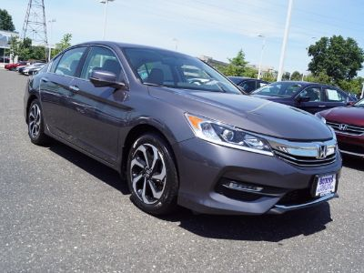 2017 Honda Accord EX-L V6 (Modern Steel)