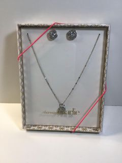 New Charming Charlie Necklace and Earring Set X6 *crossposted