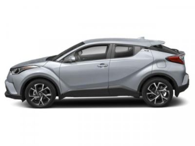 2019 Toyota C-HR LE (Silver Knockout Metallic)