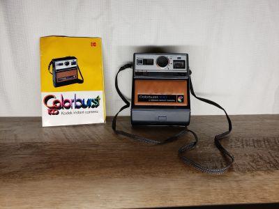 Vintage Kodak Colorburst 100 Instant Camera