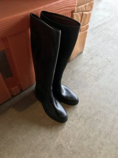 Horse Riding Boots (size 6W)