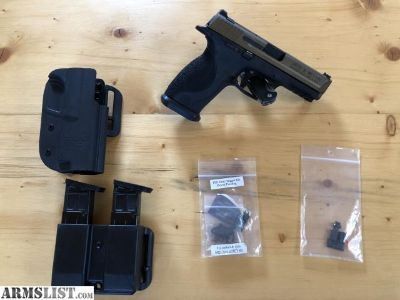 For Sale/Trade: S&W M&P9 4.25