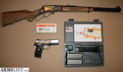 For Trade: 2 For 1: Marlin 30-30 & Ruger P345 .45acp