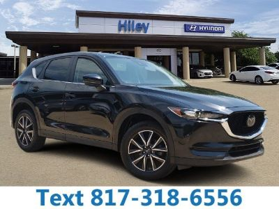 2018 Mazda CX-5 Touring (Jet Black)