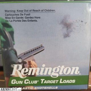 For Sale: Remington 20 Gauge Shells