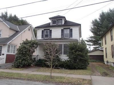 3 Bed 1 Bath Foreclosure Property in Oneonta, NY 13820 - Fair St