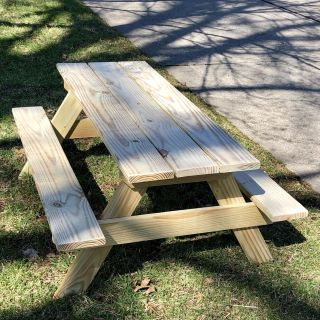 Kids Picnic Table - new - ready for pickup