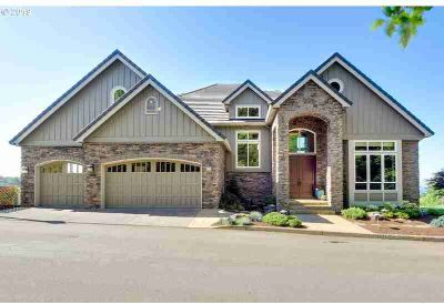 3947 NW Lewis Ln Portland Five BR, Custom home featuring 180
