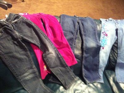 girls clothes (san angelo)
