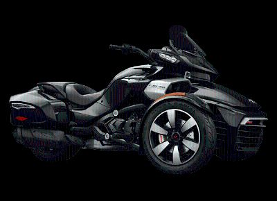 2016 Can-Am Spyder F3-T SE6 3 Wheel Motorcycle Motorcycles Castaic, CA