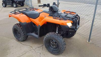 2015 Honda FourTrax Rancher 4x4 DCT IRS Utility ATVs South Hutchinson, KS