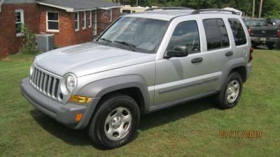 2005 Jeep Liberty Sport (SIL)