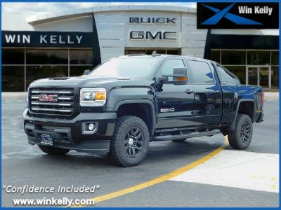 2018 GMC Sierra 2500HD SLT (Onyx Black)