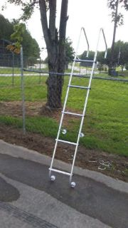 Sell Exterior Ladders 7 1/2 foot tall motorcycle in Canton, Georgia, United States, for US $80.00