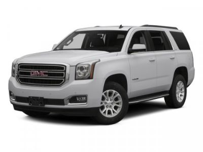 2015 GMC Yukon Denali (White Diamond Pearl)