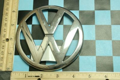 Buy Volkswagen OEM Emblem with Prongs Item # 57899009 motorcycle in Hollywood, Florida, US, for US $9.99