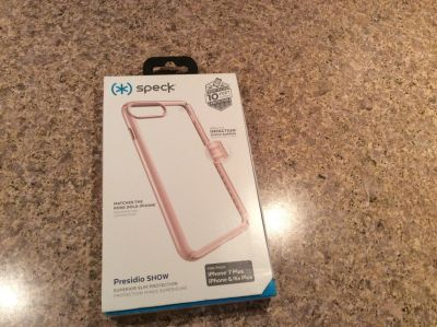 Speck iPhone 7 Plus case New in box