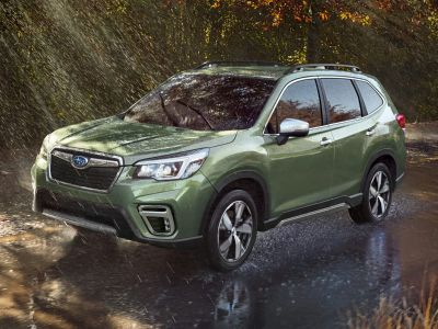 2019 Subaru Forester Limited (Jasper Green Metallic)