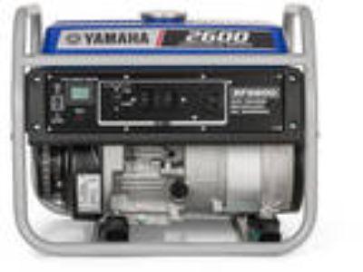 2018 Yamaha EF2600 Generator