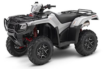 2018 Honda FourTrax Foreman Rubicon 4x4 Automatic DCT EPS Deluxe Utility ATVs Adams, MA