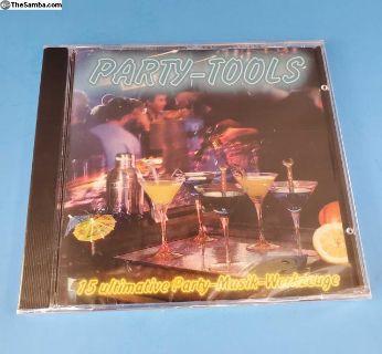 """Hazet Club CL2245 """"Party Tools"""" CD"""