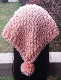 New Handmade Knitted Hat Scarf/ Ear warmer