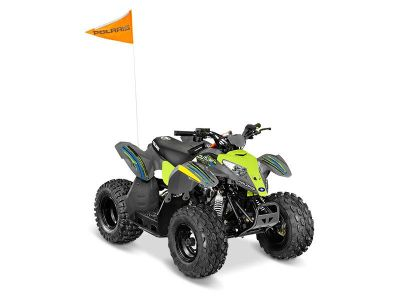 2018 Polaris Outlaw 50 Kids ATVs Barre, MA