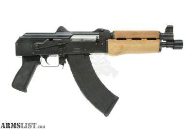 For Trade: m92 AK 47 Pistol
