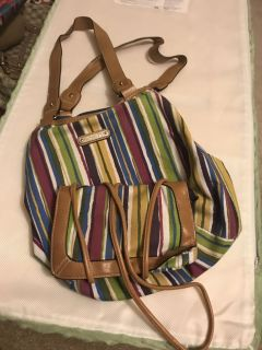 Bag with wallet