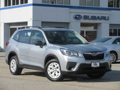 2019 Subaru Forester (ICE Silver Metallic)