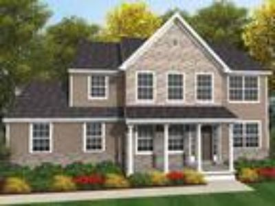 The Sullivan Traditional by Keystone Custom Homes: Plan to be Built