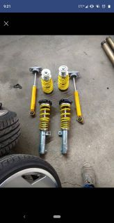 FK Coilovers $250