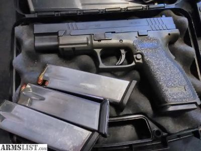 For Sale: Springfield xd-40 tactical