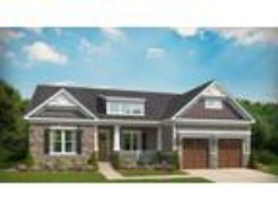 The Mckenney by Stanley Martin Homes: Plan to be Built