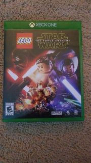 LN Lego Star Wars: The Force Awakens Xbox One Game $7