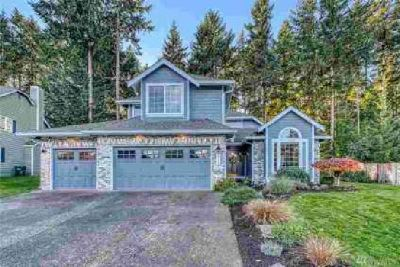 3716 17th Ave NW Gig Harbor Four BR, A Northwest home that has