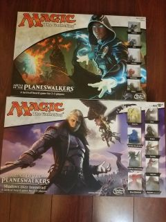 2 NEW Magic the Gathering Games
