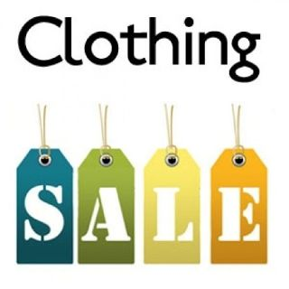 .50 back to school clothing sale at Grace church in Perry