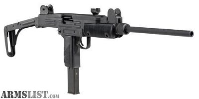 For Sale: NEW! Century Arms UC9 UZI