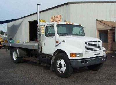 1999 International 4700 Rollback Tow Truck *64 K Miles*