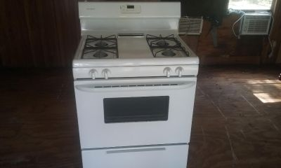 Frigded Air Gas Stove