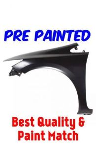 Purchase 2012-2015 Honda Civic PRE PAINTED YOUR COLOR Driver Left Front Fender motorcycle in Holland, Michigan, United States, for US $180.00
