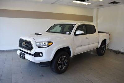 Used 2019 Toyota Tacoma 4WD Double Cab 5' Bed V6 AT (SE)