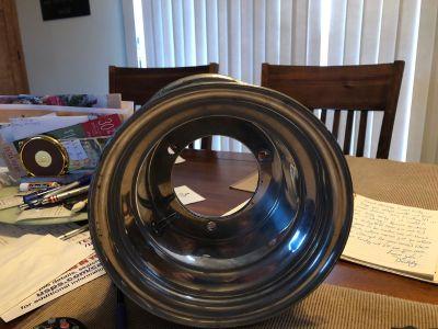 ISO-Douglas Wheels JR Dragster