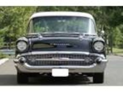 1957 Chevrolet Bel Air150210 502 CI V8 Black