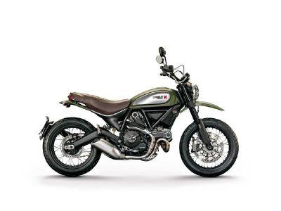 2015 Ducati Scrambler Urban Enduro Dual Purpose Motorcycles Costa Mesa, CA