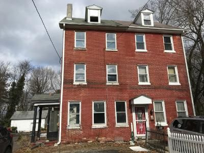 4 Bed 1 Bath Foreclosure Property in Beverly, NJ 08010 - Warren St