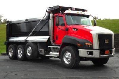 Construction equipment & dump truck financing